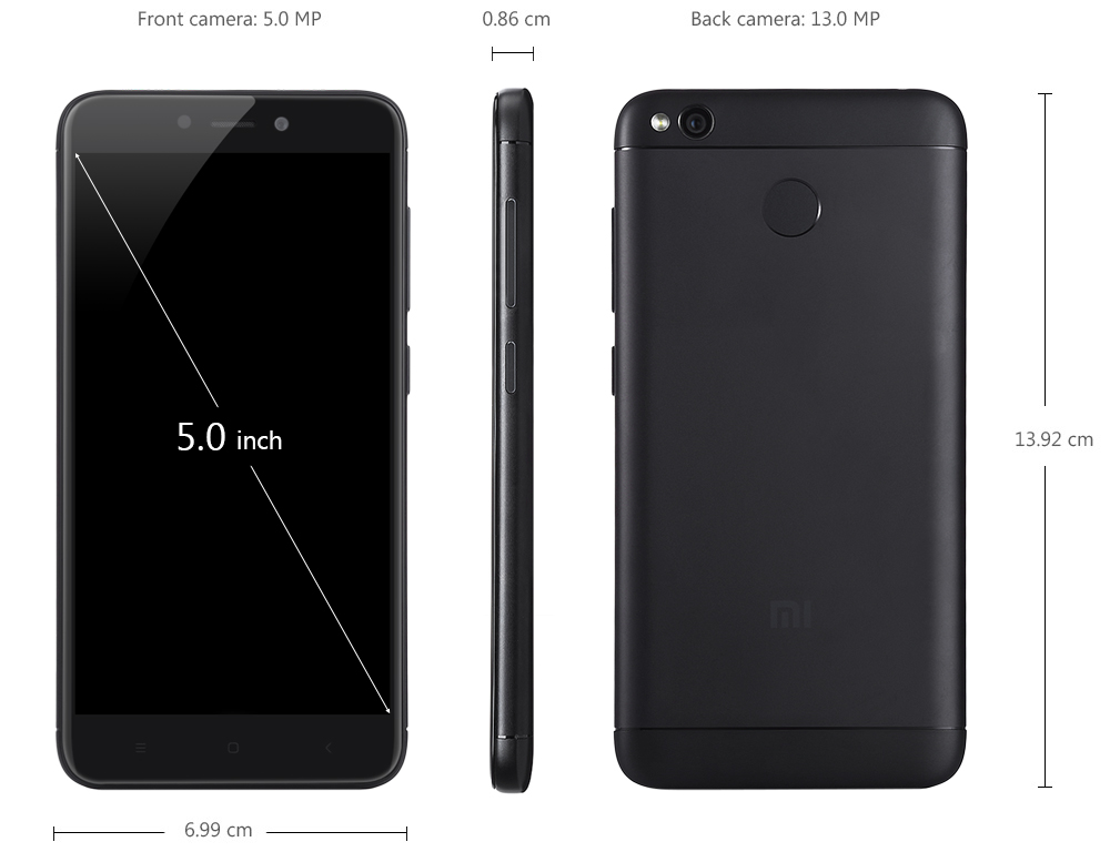 Xiaomi redmi 4x 4g smartphone 13129 free shippinggearbest product size 1392 x 700 x 087 cm 548 x 276 x 034 inches package size 1590 x 900 x 500 cm 626 x 354 x 197 inches stopboris Choice Image