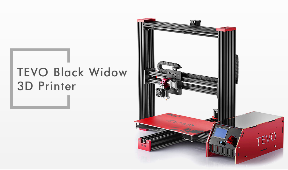 Image result for TEVO Black Widow 3D Printer Kit