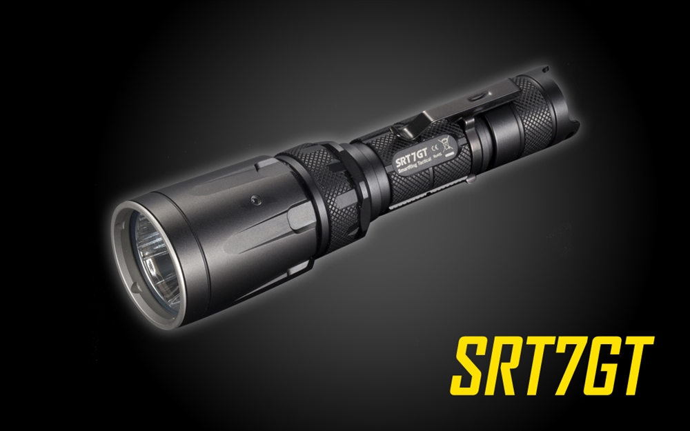 Baseball bat zoombare taschenlampe cree led flashlight