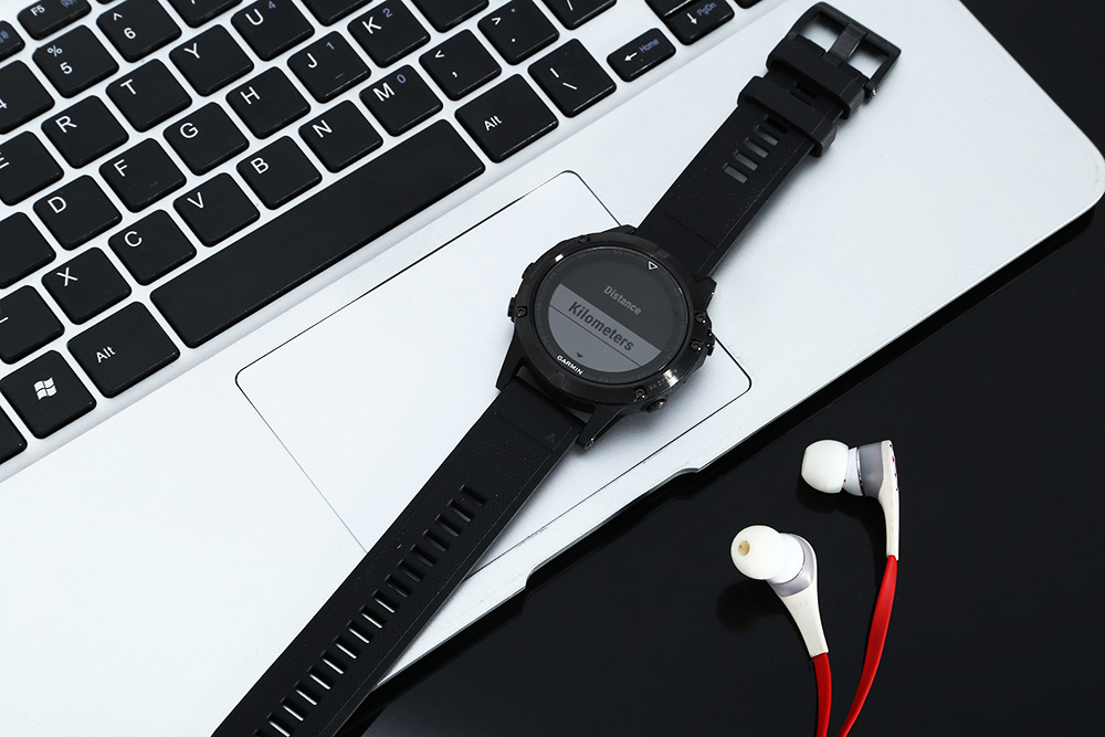 Garmin Fenix 5 Smartwatch Bluetooth 4 0 Heart Rate Measurement Sedentary  Reminder Sleep Monitor Find Phone Remote Camera Android iOS Compatible