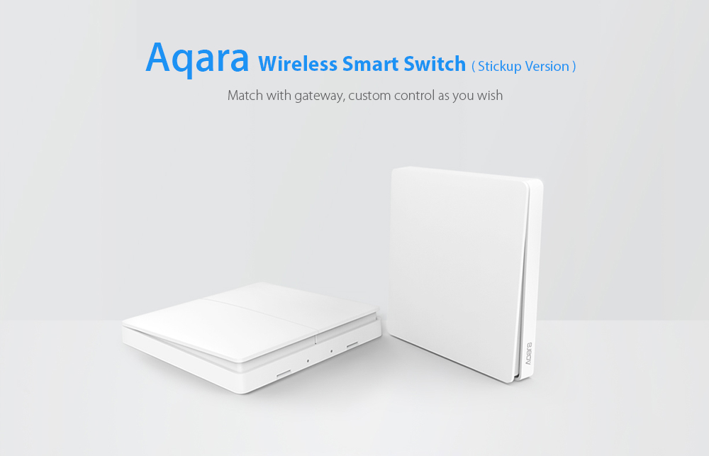 Xiaomi Aqara Smart Light Switch Wireless Version Single Key