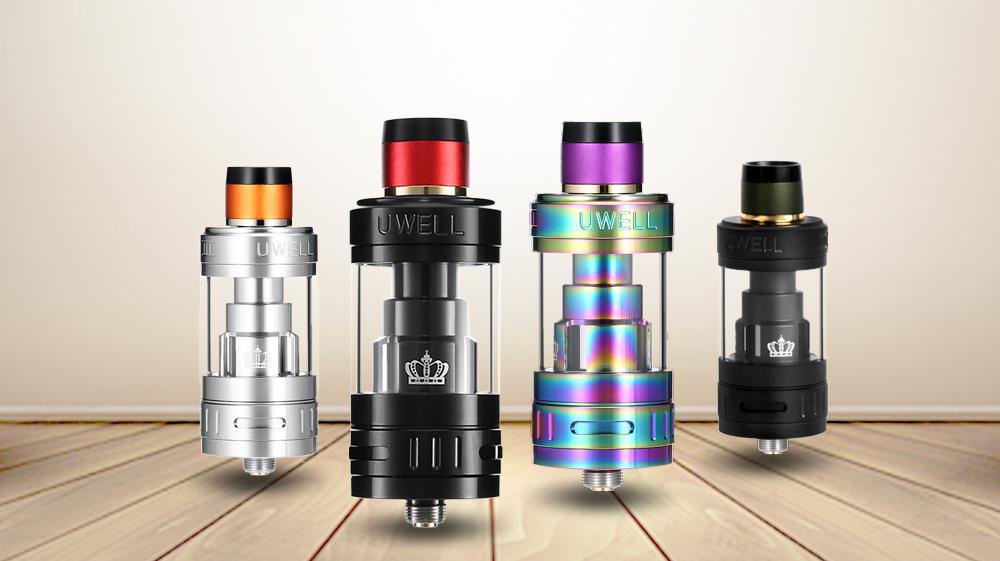 UWELL Crown 3 Sub Ohm Tank Clearomizer - $22.82 Free Shipping ...