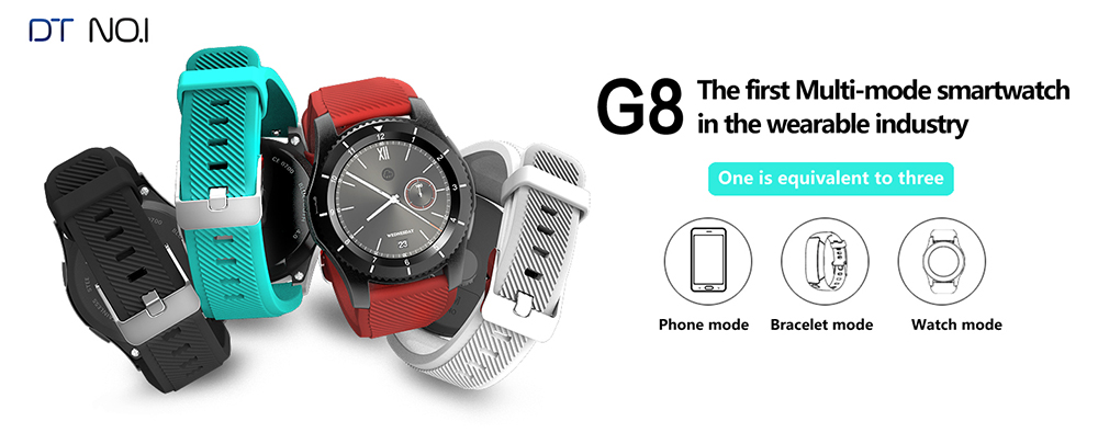 NO 1 G8 Smartwatch Phone