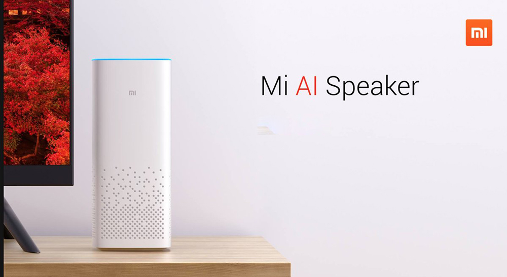 Original Xiaomi AI Bluetooth 4.1 Speaker Wire Smart Music Player