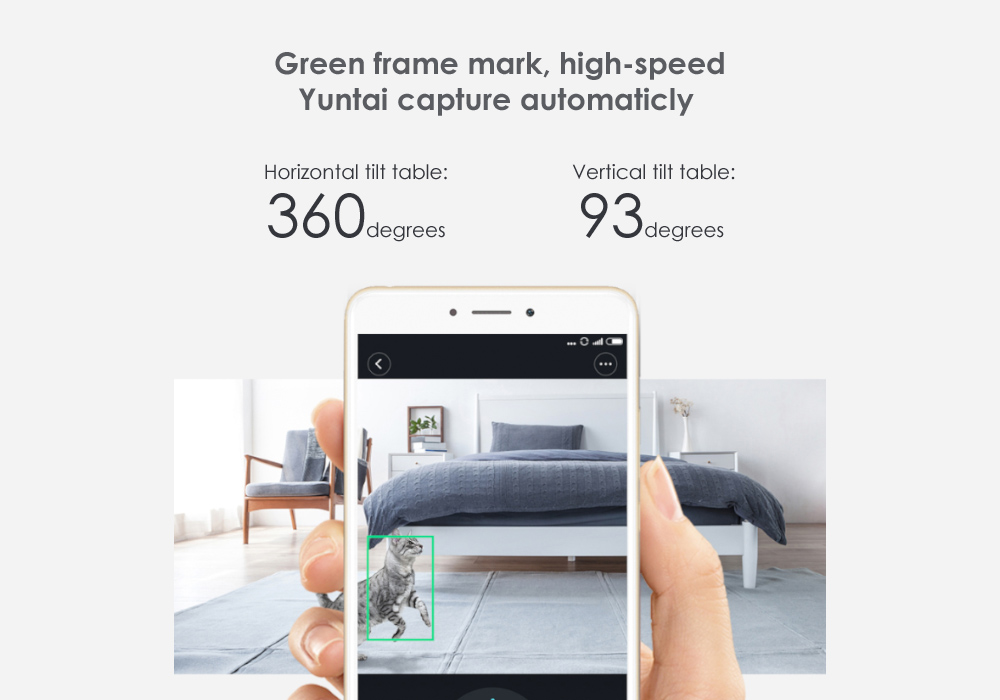 Xiaomi dafang 1080P Smart Monitor Camera 120 Degree