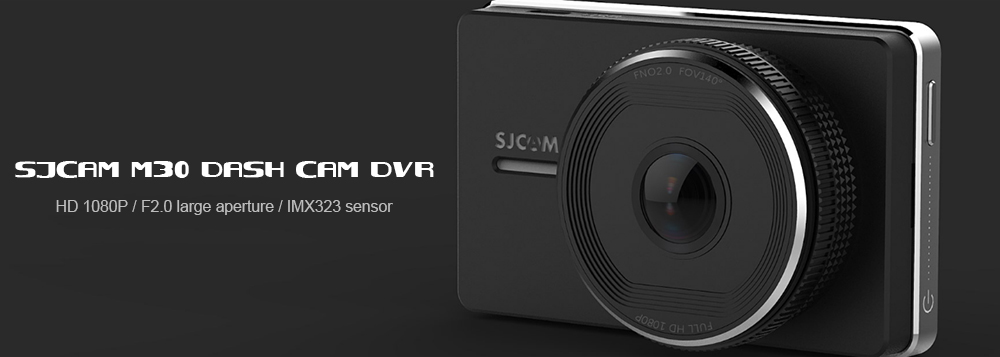 SJCAM M30 HD 1080P Capacitive DVR