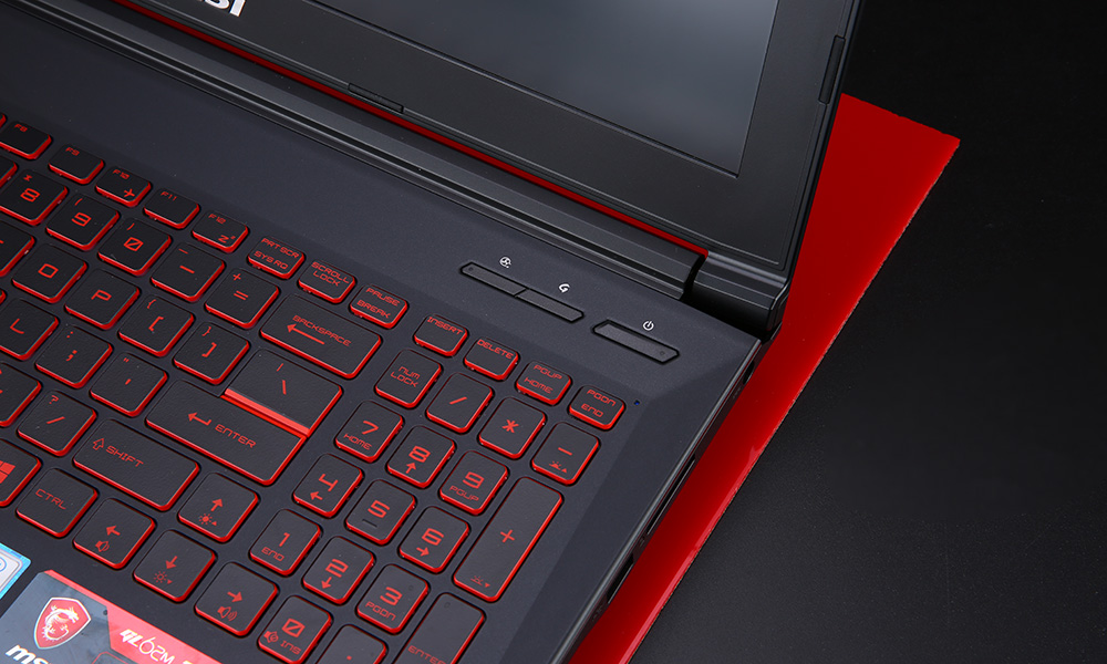 how to open msi laptop