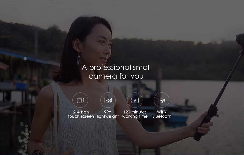 XIAOMI MIJIA 4K ACTION CAMERA COUPON! 2