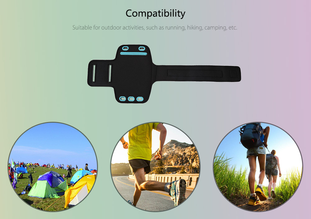 Sports Armband Phone Holder Strap for iPhone 6 Plus / 6S Plus