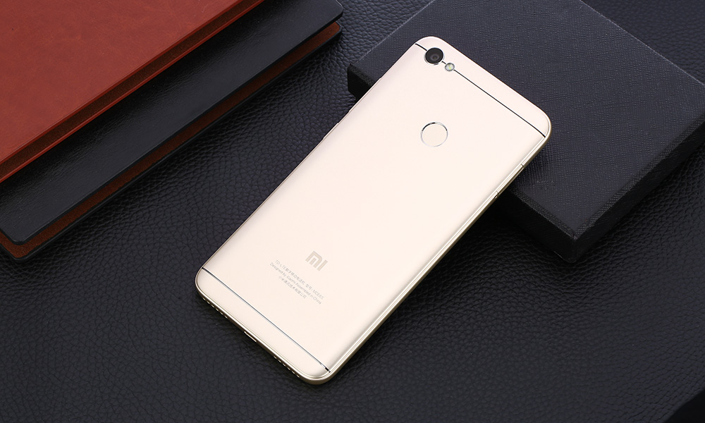 Xiaomi Redmi Note 5A 4G Phablet 5.5 inch MIUI 8 and above Snapdragon 435 Octa Core 1.4GHz 3GB RAM 32GB ROM 16.0MP Front Camera