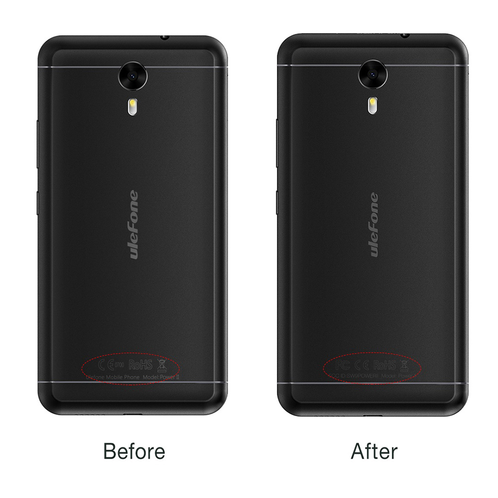 Ulefone Power 2 4g Phablet 14292 Free Shipping Electrical Wires And Cables Meccanismo Complesso 55 Inch Android 70 Mtk6750t Octa Core 15ghz 4gb Ram