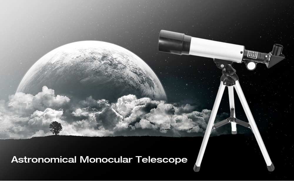 F astronomical monocular telescope for beginners
