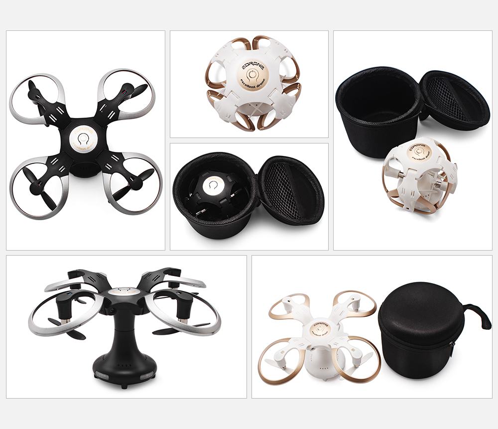 415b Foldable 24ghz Ball Shape Rc Quadcopter 4153 Free Shipping Snowflake V1 Hand Spinner Or Fidget R188 Wifi Fpv 03mp Camera Altitude Hold