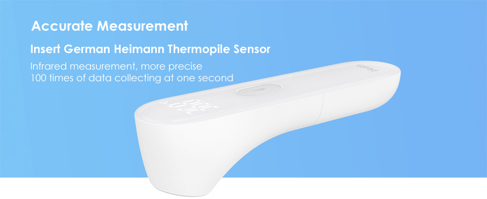 Xiaomi Mi Home iHealth Thermometer Electronic LED Digital Display Body Health Detector