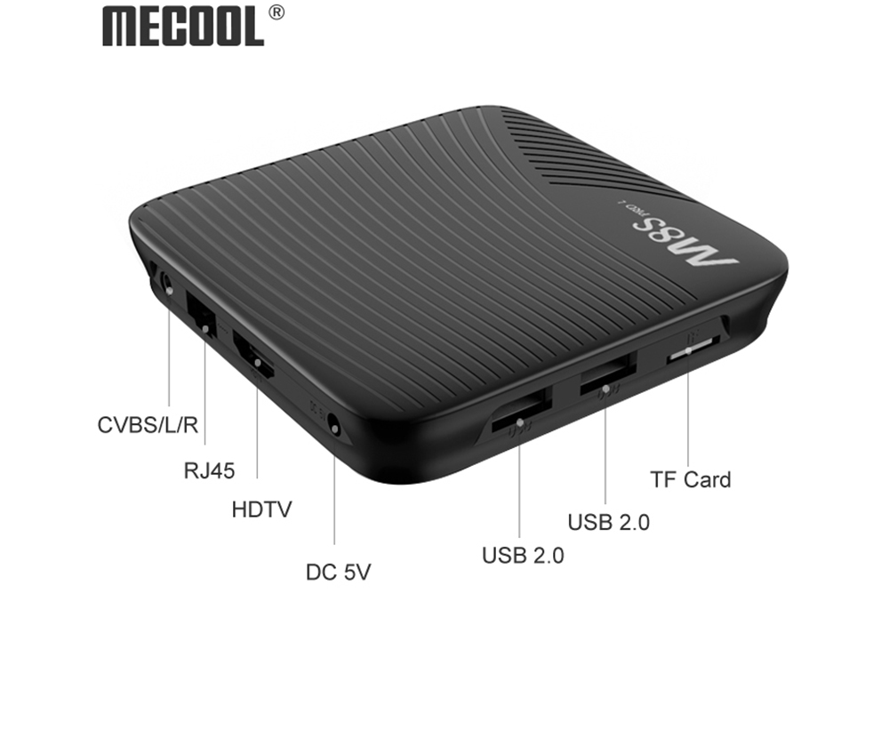 MECOOL M8S PRO L ANDROID TV COUPON SALE! 2
