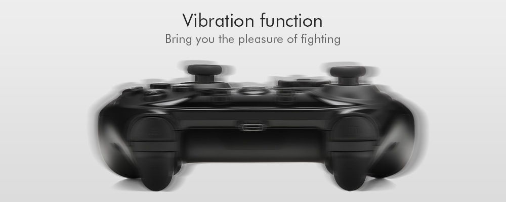 JYS Wireless Pro Vibration Gamepad for Nintendo Switch