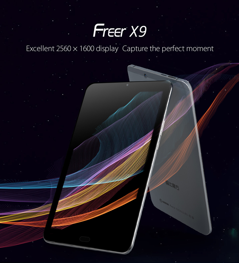 ALLDOCUBE Freer X9 Tablet PC 8.9 inch Android 6.0 MTK8173 Quad Core 2.0GHz 4GB RAM 64GB ROM Dual WiFi OTG 13.0MP Rear Camera