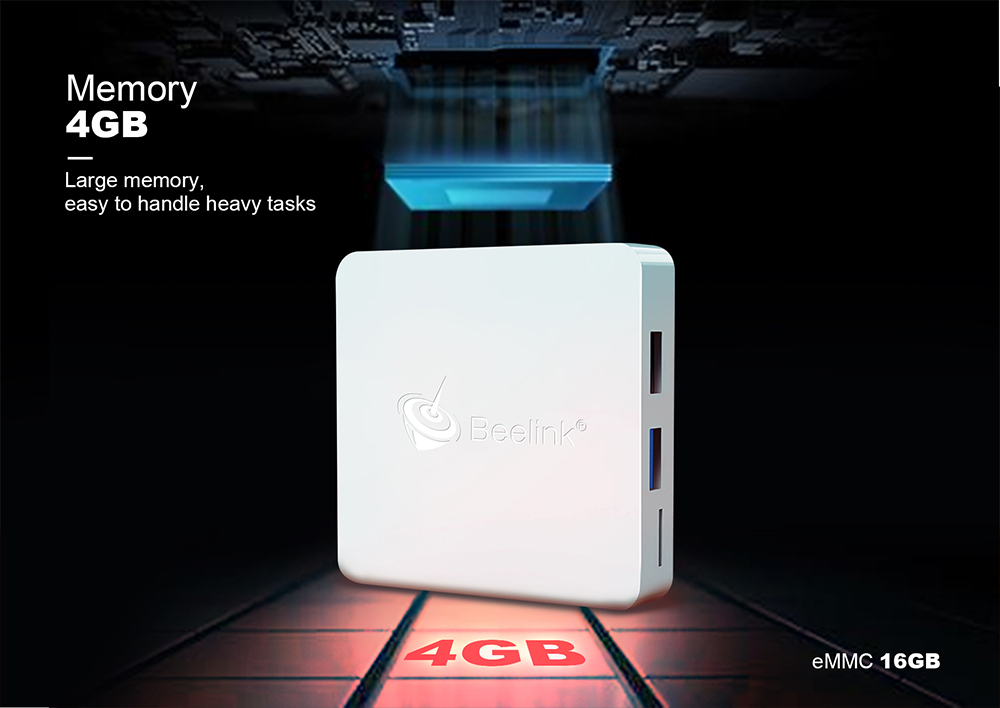 Beelink A1 4GB TV BOX
