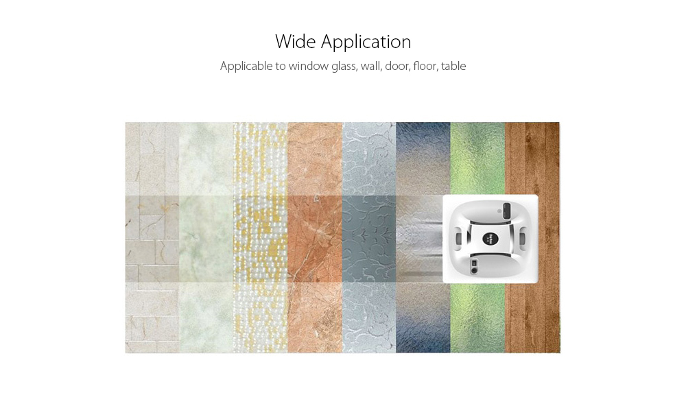 Cop Rose x6 Square Microfiber Polishing Cloth 2pcs for Wet Dry Vacuum Cleaner Window Cleaning Robot