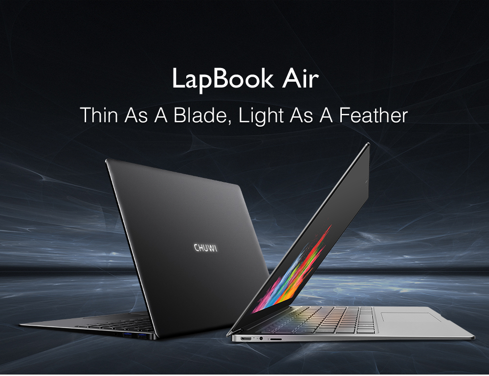 DealHills.com CHUWI LapBook Air laptop (14,1 inch screen, 8GB RAM, 128GB ROM) Laptops