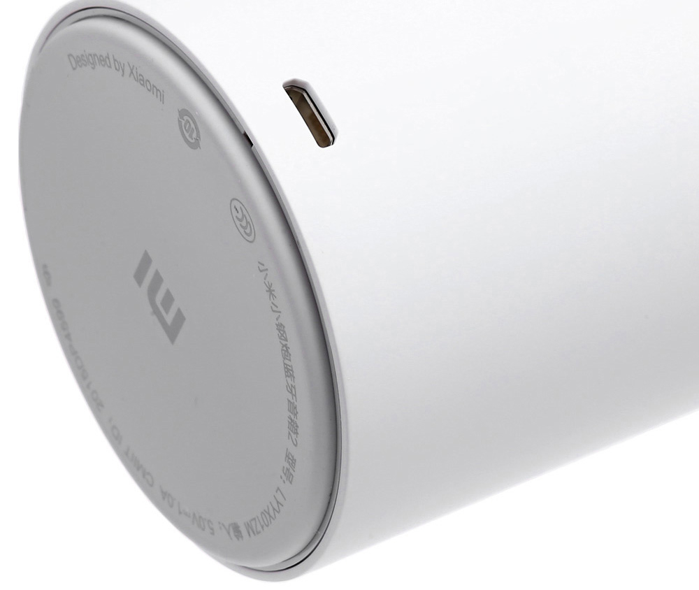 Original Xiaomi Mi Bluetooth 4.1 Speaker Wireless Audio Player with Hands-free Call- White