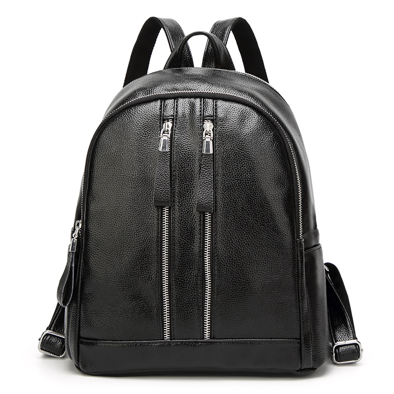Fashion Backpack PU Package for Students