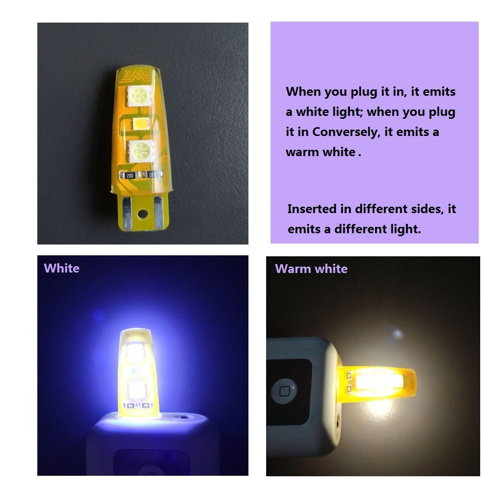Usb Dc5v 6smd Silicone Night Light Desk Reading Lamp For Notebook 8211 How It Works Computer Pc Power White