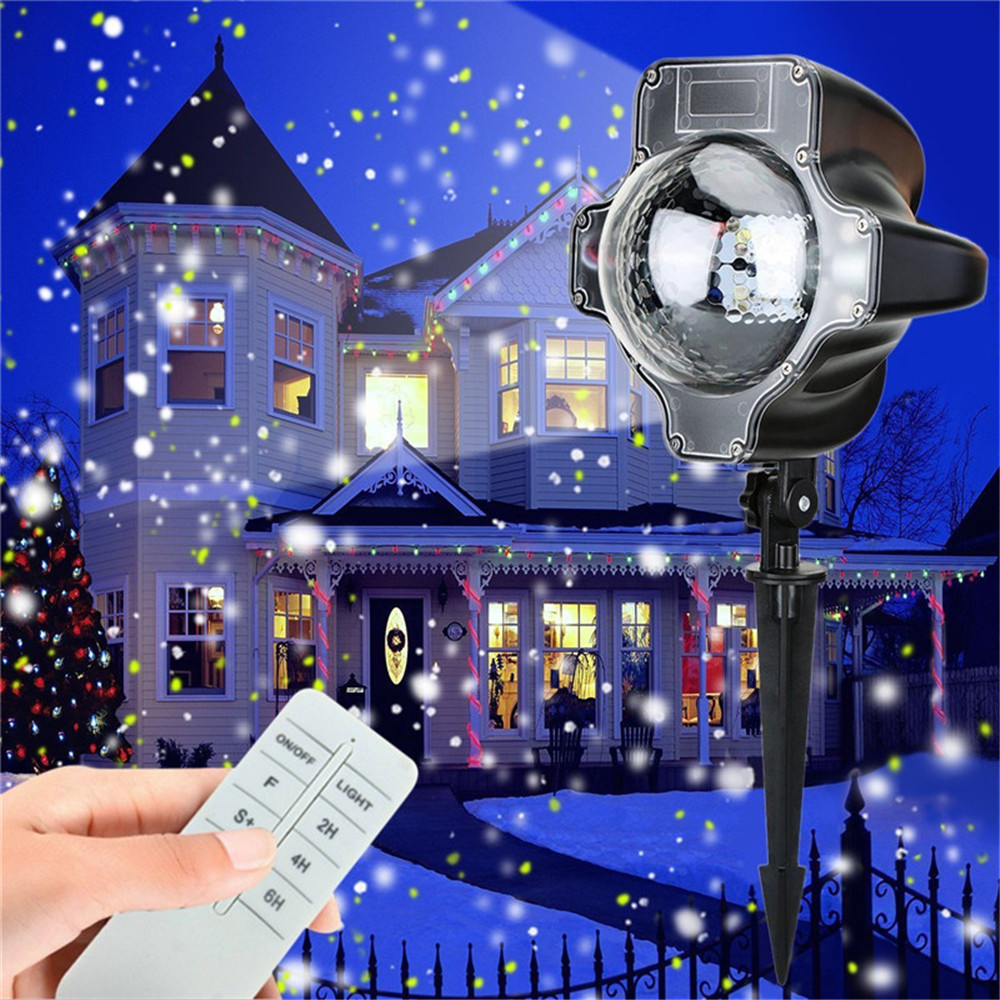package contents 1 x led snowfall light 1 x spike 1 x power adapter 1 x user manual 1 x remote controller 1 x aaa battrey