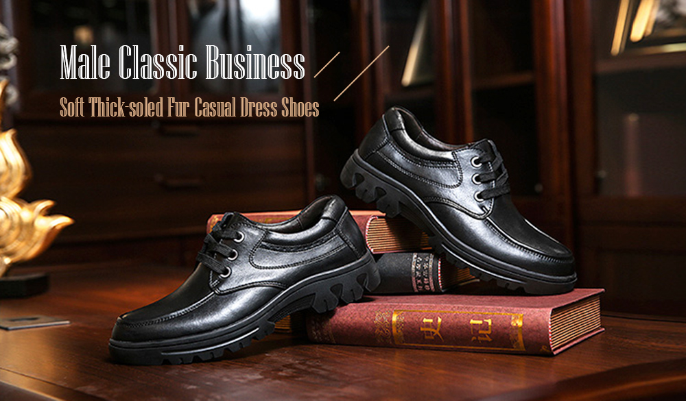 Male Breathable Soft Wearable Casual Leather Dress Shoes outlet big sale nvdWMUqS