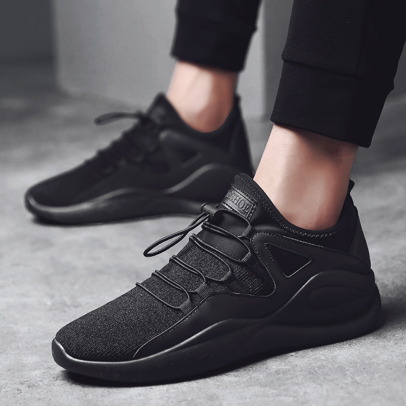 Korean style leisure winter warm men shoes 41 online shopping Korean fashion style shoes