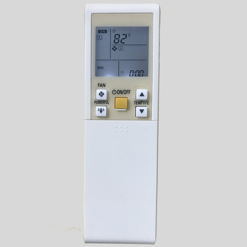 Replacement Daikin Air Conditioner Remote Control Arc452a15 Hgf And Thermostat Guess You Like