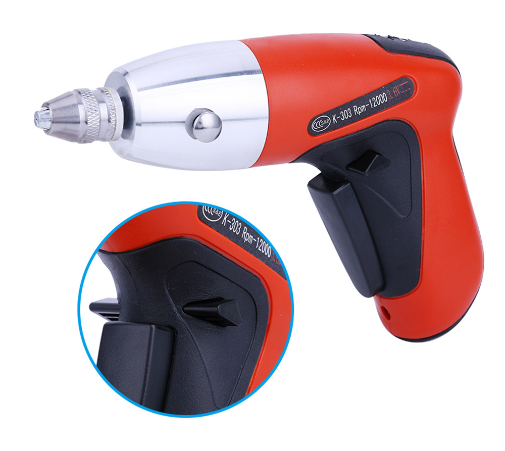 LOCKMALL Cordless Electric Pick Gun Door Lock Opener Tool