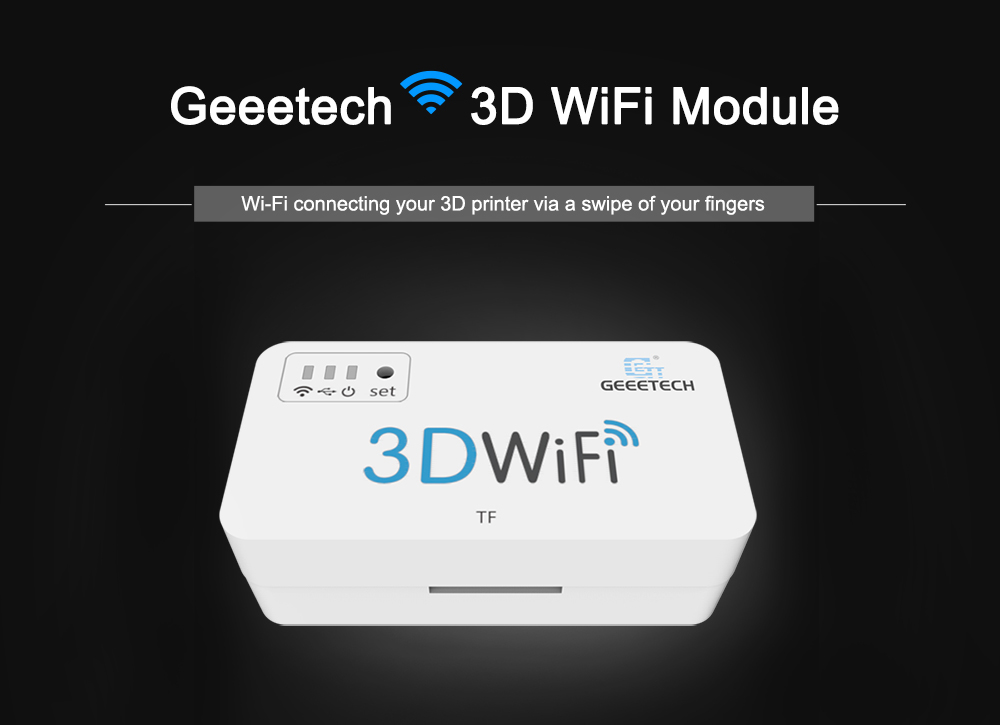 Geeetech 3D WiFi Module for 3D Printer Android System
