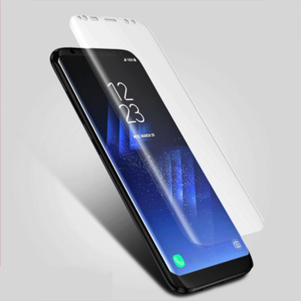 Xy01 Hot Bend 3d Surface Transparent Full Screen Mobile Phone