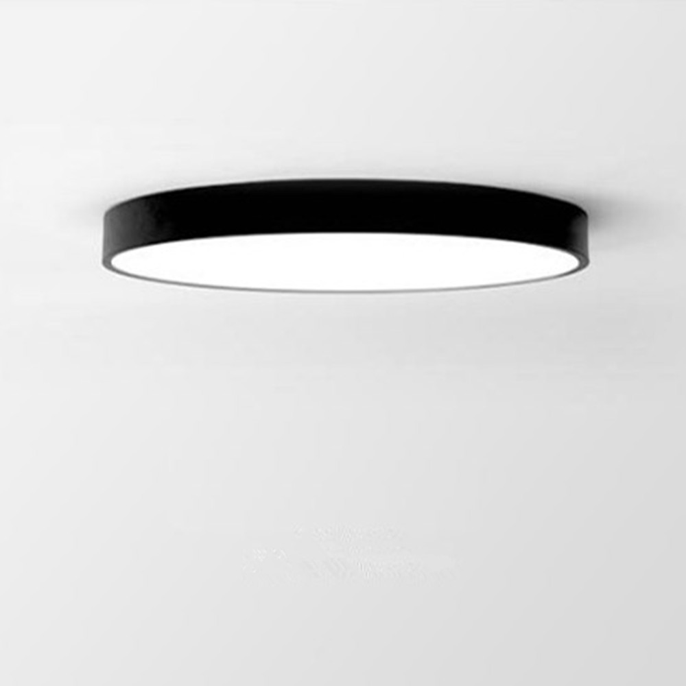 Ultra Thin LED Ceiling Lights Lamp Round Shape For Sitting Room Bedroom