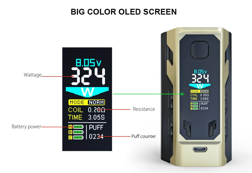 2018 Hottest AWT C4 battery charger vape charger for 510 connector squonk  ecg machine batteries, View AWT C4 battery charger, AWT Product Details  from ...