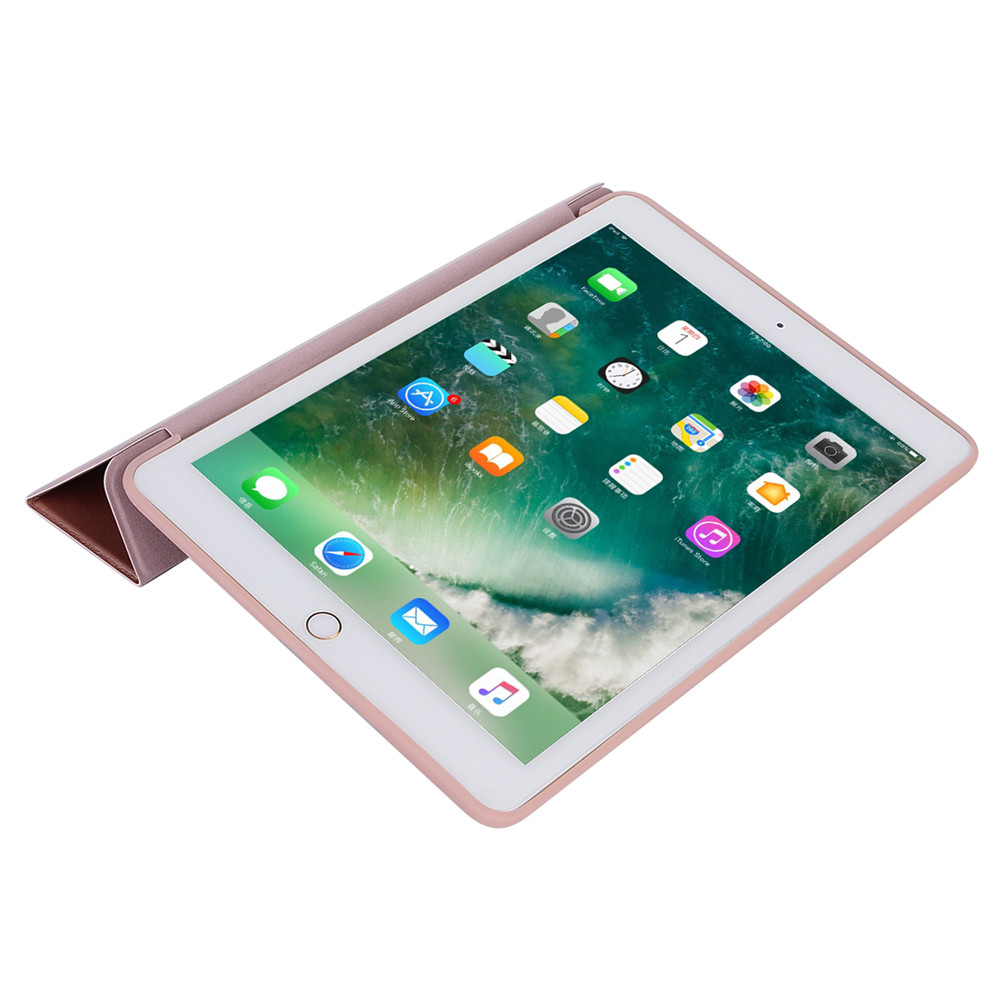For iPad 2017 9.7 Inch Cover Silicone Soft Shell TPU Case ...