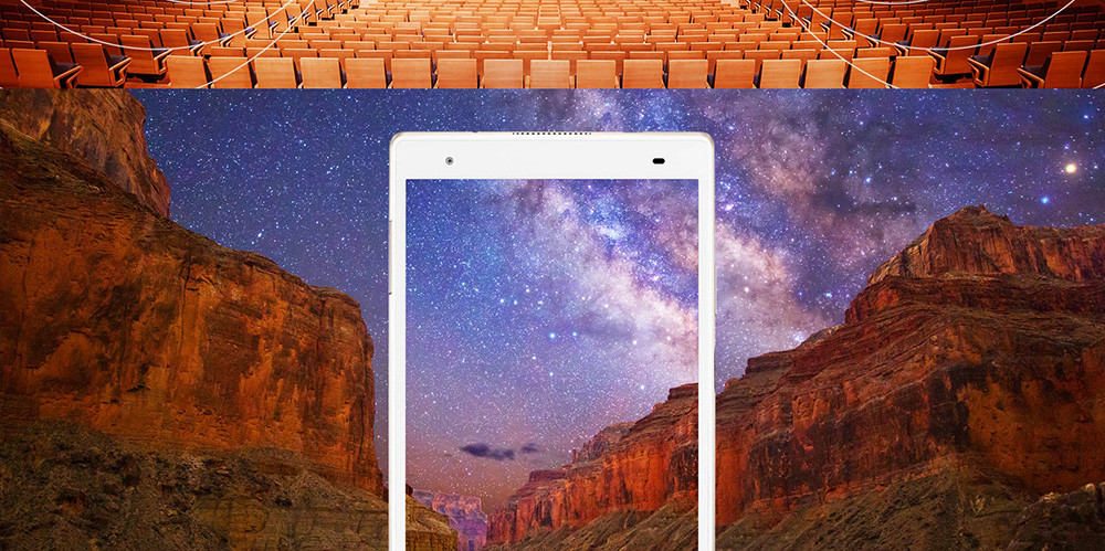 Lenovo Xiaoxin TB - 8804F Tablette 8.0 inch Android 7.1 Snapdragon 625 Octa Core 2.0GHz 4GB RAM 64GB ROM Dual WiFi