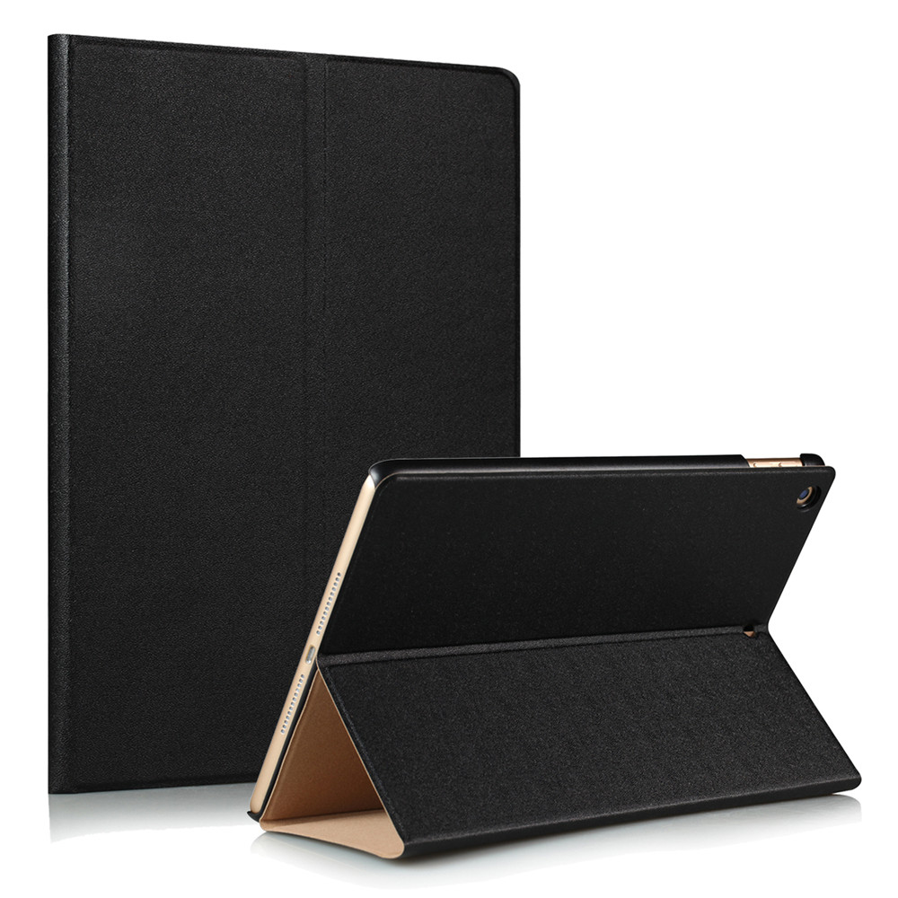 Leather Smart Shell for New iPad 9.7 inch 2017 with Auto Sleep / Wake Function