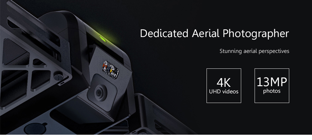 Hover Camera Passport Foldable RC Pocket Drone - $423.41 Free