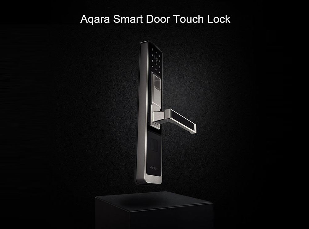 Xiaomi Aqara Smart Door Touch Lock for Home Security