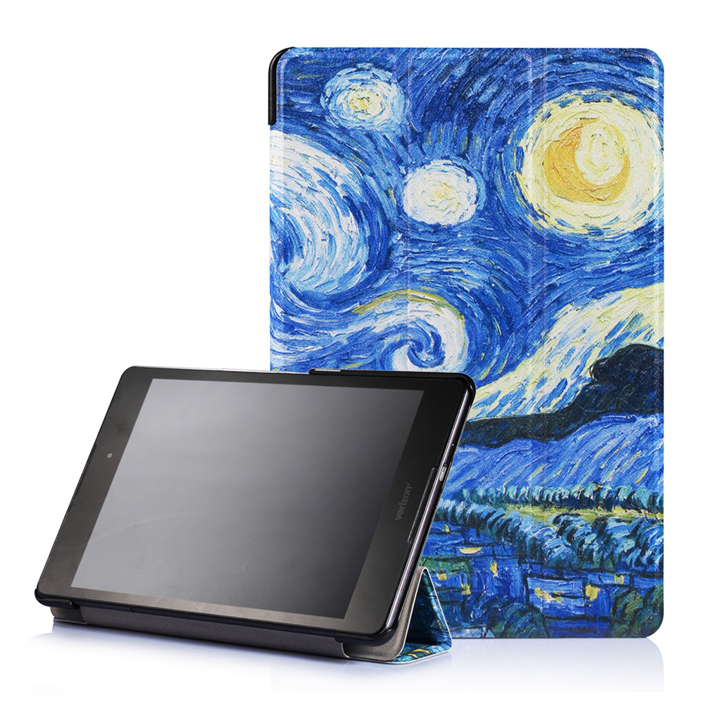 PU Tablet Case for Zenpad 3 8.0 inch Z581KL with Auto Sleep / Wake Function