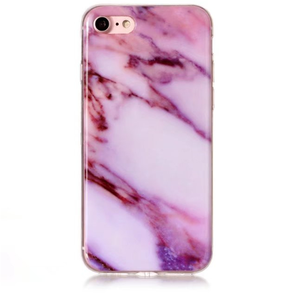 Custodia iPhone X TPU Serie di colori puri Custodia Antiurto