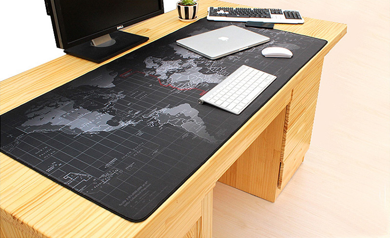 79539007564 2017 New Fashion Old World Map Mouse Pad Large Pad for Mouse Notbook  Computer Mousepad Gaming
