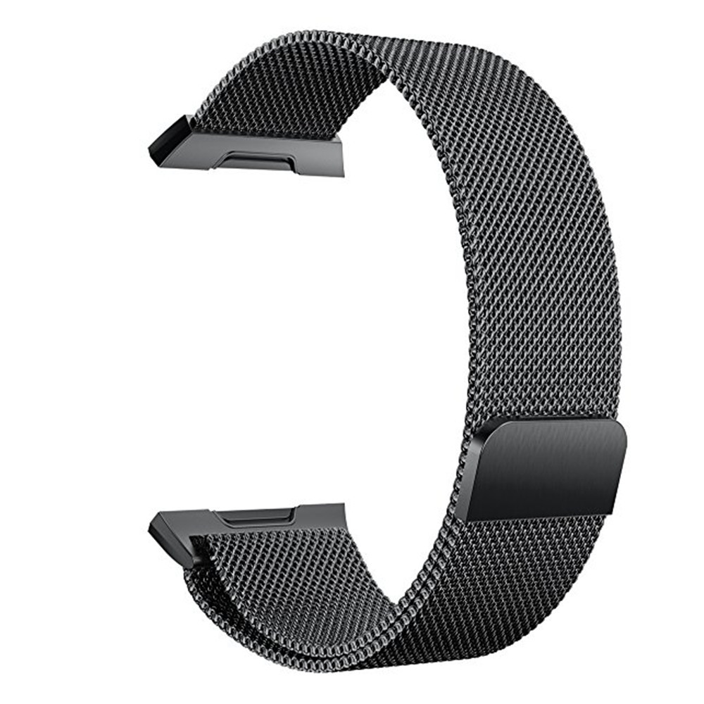 New Stainless Steel Metal Milan Bracelet Replacement Strap for Fitbit Ionic