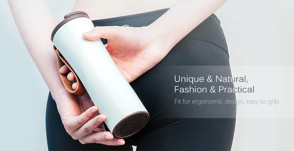 Coupon Xiaomi Portable Intelligent Water Bottle