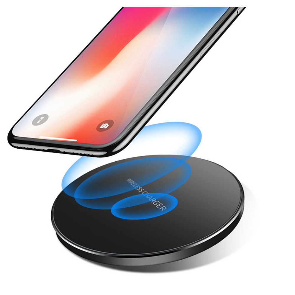 XY Fast Wireless Charger for iPhone 8 /iPhone X/ Samsung S8