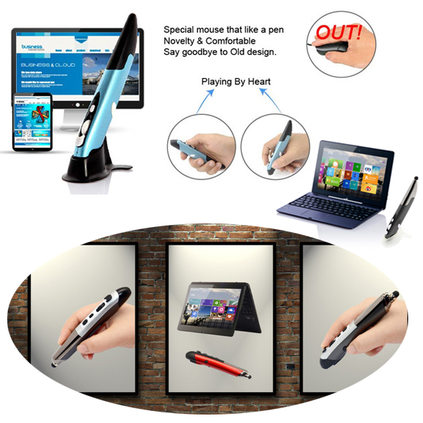 Trading Business Ideas Optical Pen Wireless Computer Air Mouse