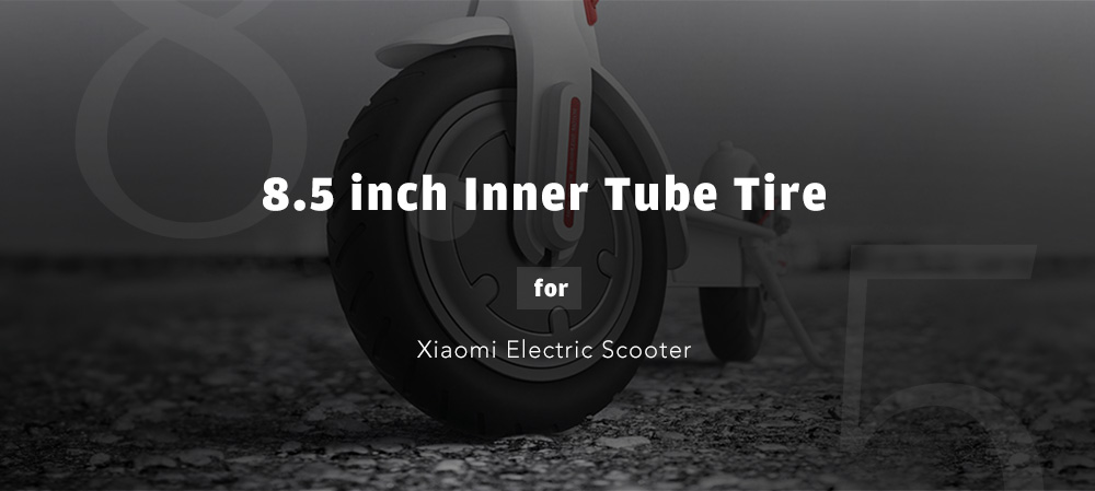 8 5 inch Rubber Inner Tube Tire for Xiaomi Electric Scooter