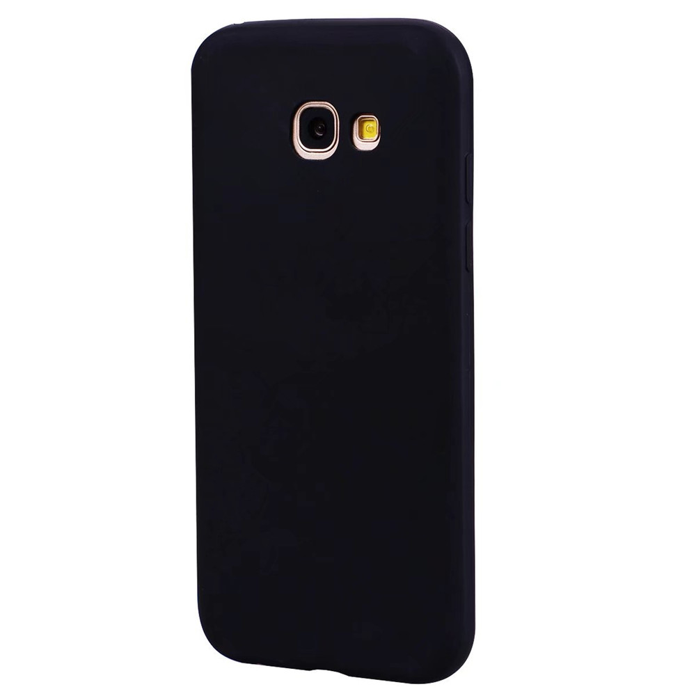 Ultra-thin Back Cover Solid Color Soft TPU Case for Samsung Galaxy A5 (2017)